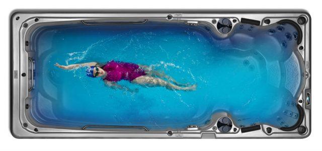 Les spas de nage: nagez dans votre cour à l'année