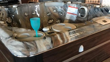 Self-cleaningHydropool Hot Tub
